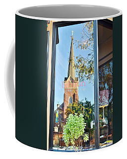 Biblion Used Books Reflections 3 - Lewes Delaware Coffee Mug