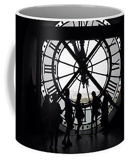 Biding Time Coffee Mug