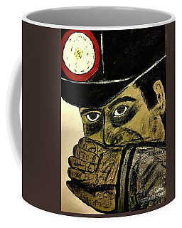 Big Bad John Coal Miner Coffee Mug by Jeffrey Koss