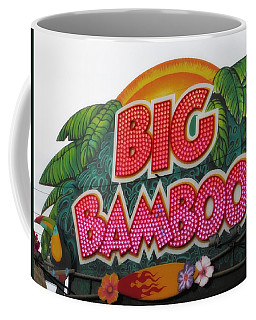 Big Bamboo Coffee Mug