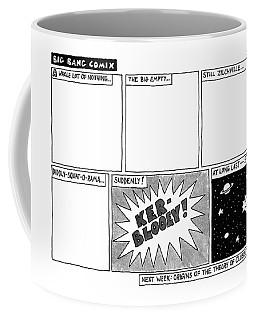 Big Bang Comix Coffee Mug