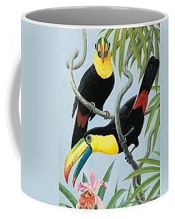 Big-beaked Birds Coffee Mug