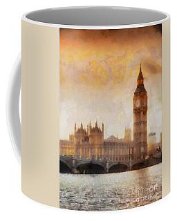 Big Ben At Dusk Coffee Mug