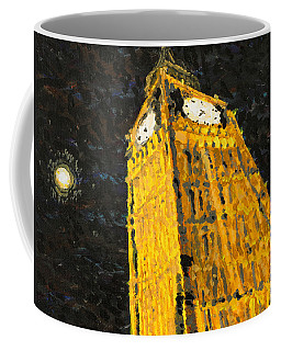 Big Ben At Night Coffee Mug