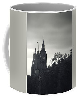 Coffee Mug featuring the photograph Big Ben by Rachel Mirror