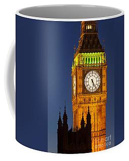 Big Ben Tower Coffee Mug