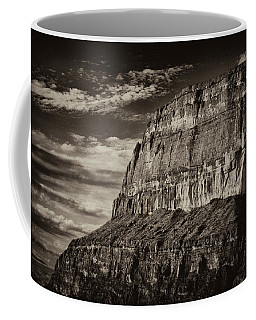 Big Bend Cliffs Coffee Mug