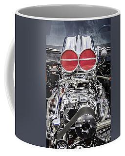 Big Big Block V8 Motor Coffee Mug