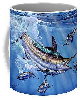 Big Blue And Tuna Coffee Mug