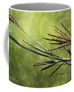 Big Bluestem In Bloom Coffee Mug