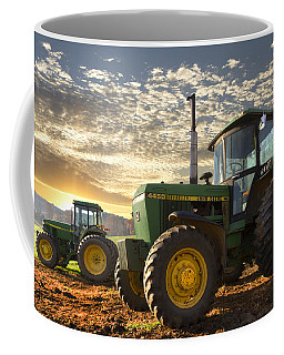 Big Boys' Toys Coffee Mug