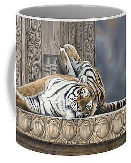 Big Cat Coffee Mug