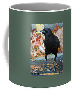 Big Daddy Crow Leaf Picker Coffee Mug