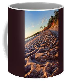 Big Green Tracks Coffee Mug
