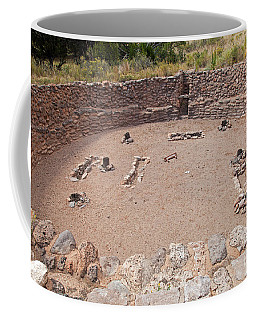Big Kiva Bandelier National Monument Coffee Mug