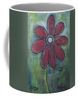 Big Love Daisey Coffee Mug