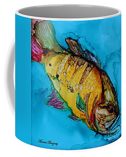 Big Mouth Coffee Mug