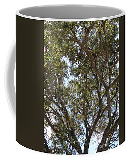 Big Oak Tree Coffee Mug