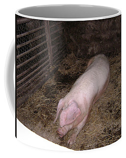 Big Pig Coffee Mug
