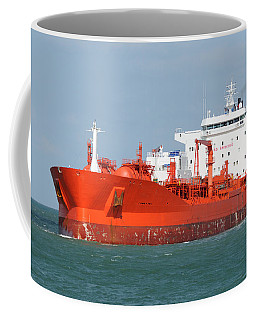 Big Red Tanker Coffee Mug