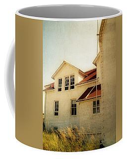Big Sable Lighthouse At Ludington State Park 2.0 Coffee Mug