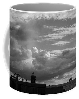 Big Sky II Coffee Mug by Scott Meyer
