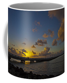 Big Sky Vii Coffee Mug by Scott Meyer