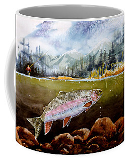 Big Thompson Trout Coffee Mug