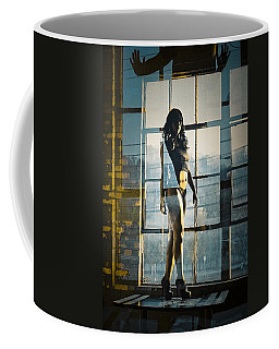 Big Time Sensuality Coffee Mug by Scott Meyer
