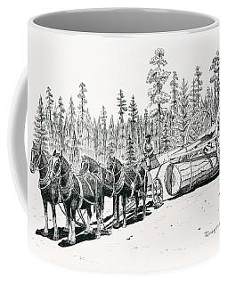 Big Wheels Coffee Mug