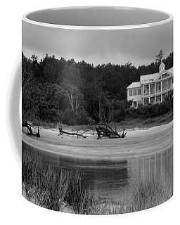 Big White House Coffee Mug