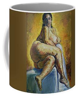 Big Woman Coffee Mug