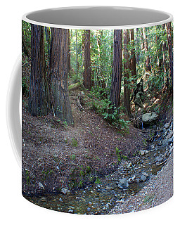 Bigfoot On Mt. Tamalpais Coffee Mug