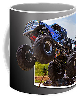 Bigfoot Out Of Frame Coffee Mug