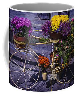 Bike Planter Coffee Mug