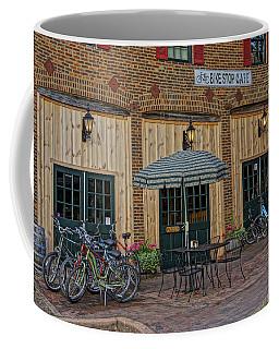 Bike Shop Cafe Katty Trail St Charles Mo Dsc00860 Coffee Mug