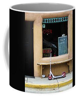 Bikers Welcome Coffee Mug