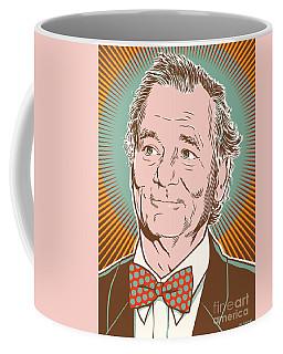 Bill Murray Pop Art Coffee Mug