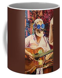 Bill Nershi At Horning's Hideout Coffee Mug