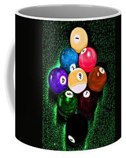 Billiards Art - Your Break Coffee Mug