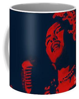 Billie Holiday Coffee Mug
