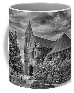 Billings Library At Uvm Burlington  Coffee Mug