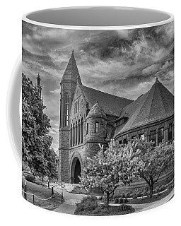 Billings Library At Uvm Burlington  Coffee Mug