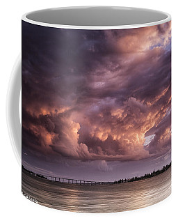 Billowing Clouds Coffee Mug