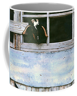 Bill's Goat Coffee Mug