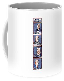 Bills Outstanding Coffee Mug