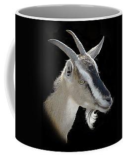 Billy Goat Coffee Mug by Kenneth Cole