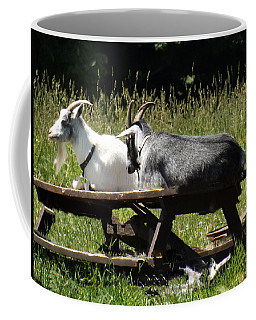Billy Goats Picnic Coffee Mug
