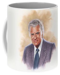 Billy Graham Evangelist Coffee Mug