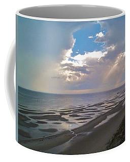 Biloxi Sandbar  Coffee Mug
